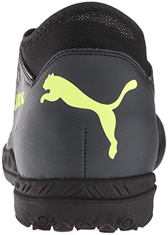 PUMA - Black Future 18.4 Tt Soccer Shoe for Men - Lyst. View fullscreen aa535eb94