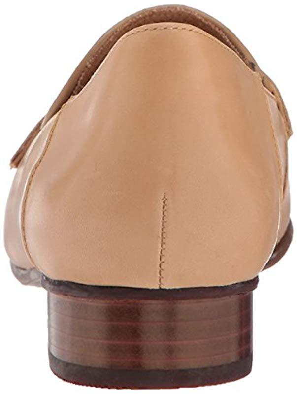065acc3727a Lyst - Clarks Keesha Cora Penny Loafer in Brown - Save 63.0%