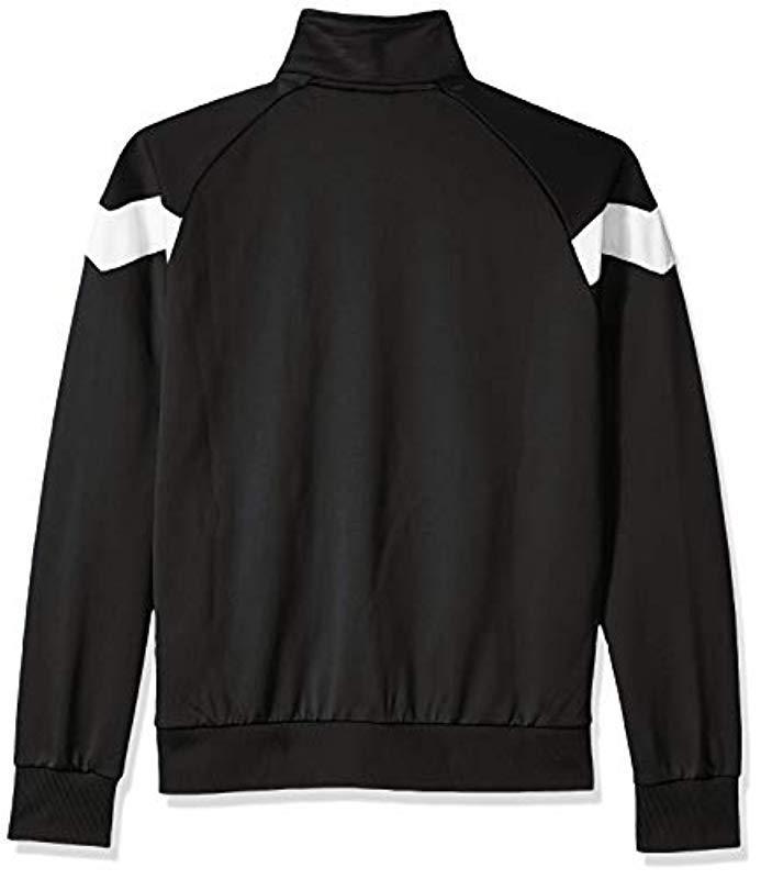 70a84ae8c3c2 PUMA - Black Mcs Track Jacket for Men - Lyst. View fullscreen
