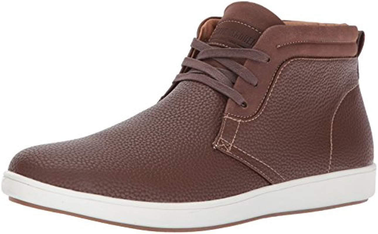 4ff4ff0fb73 Lyst - Steve Madden Fenway Sneaker in Brown for Men - Save 41%