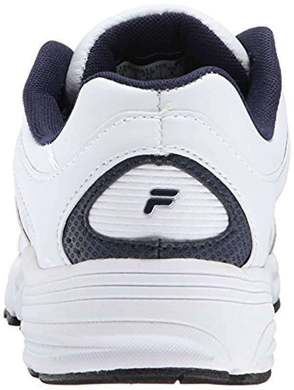 c9e9db2d9128 Lyst - Fila Memory Sportland Running Shoe in Metallic for Men - Save 55%