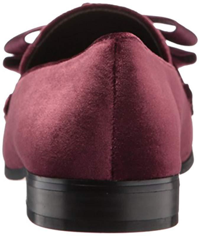 a3521b5e06e Lyst - Bandolino Lomb Loafer Flat - Save 69%