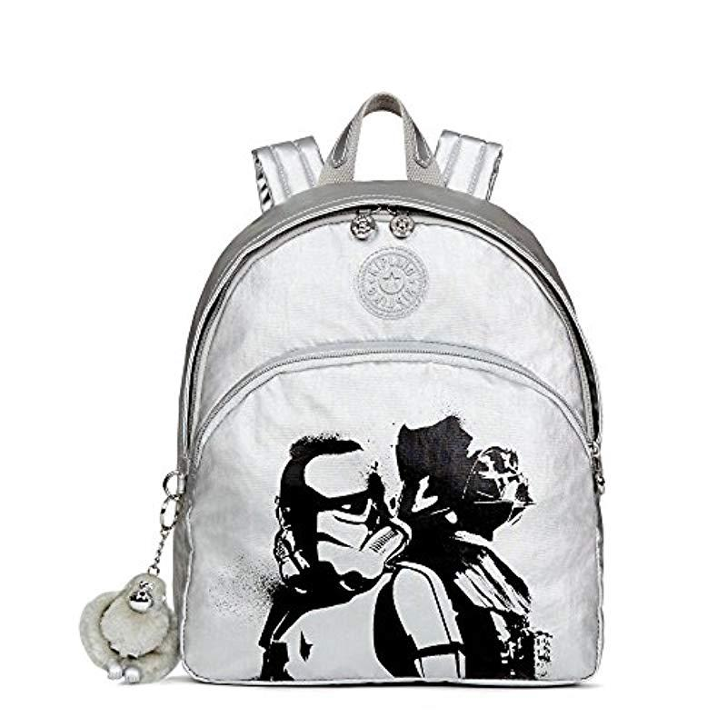 factory authentic c05fe 1e205 Kipling Disney Star Wars Paola Sand Storm Backpack - Lyst