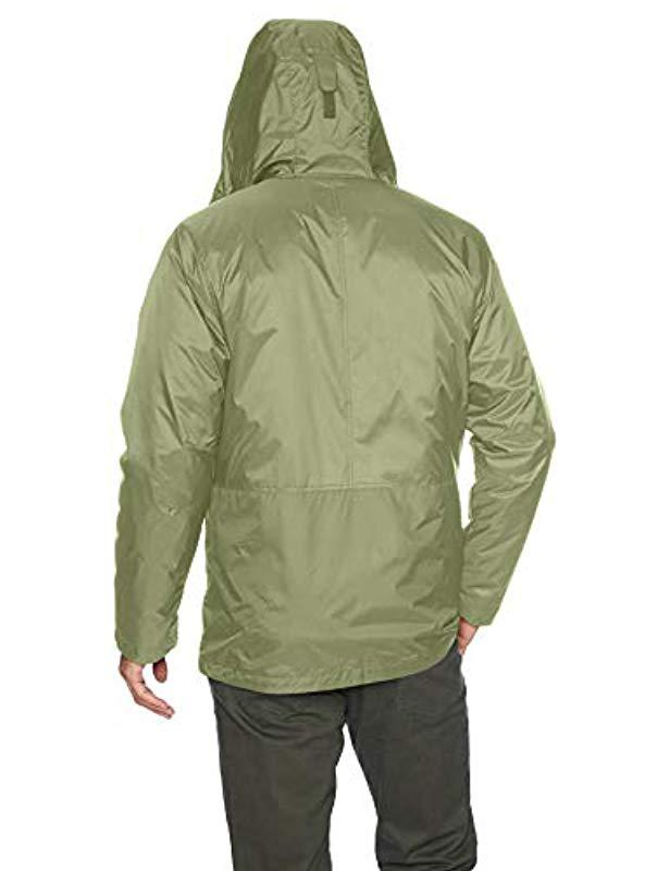 222b8b2e5b48 Lyst - Columbia Ten Falls Interchange Jacket in Green for Men