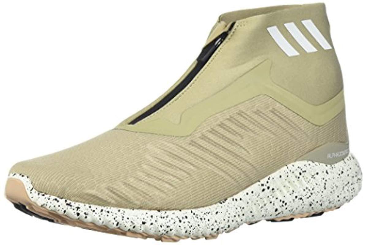 wholesale dealer 20ae8 3de5f adidas. Mens Alphabounce Zip M Running Shoe