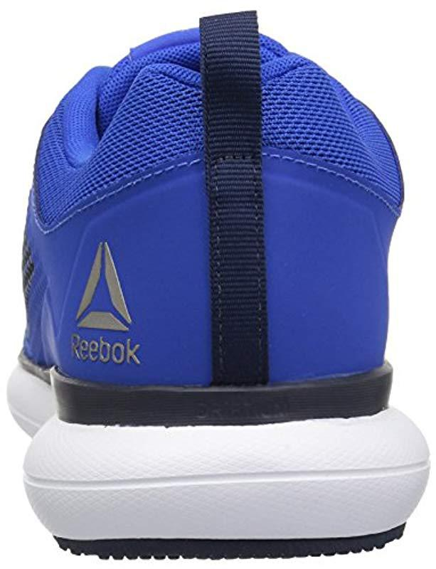 fcdbfe916d12 Lyst - Reebok Driftium Ride Running Shoe in Blue for Men