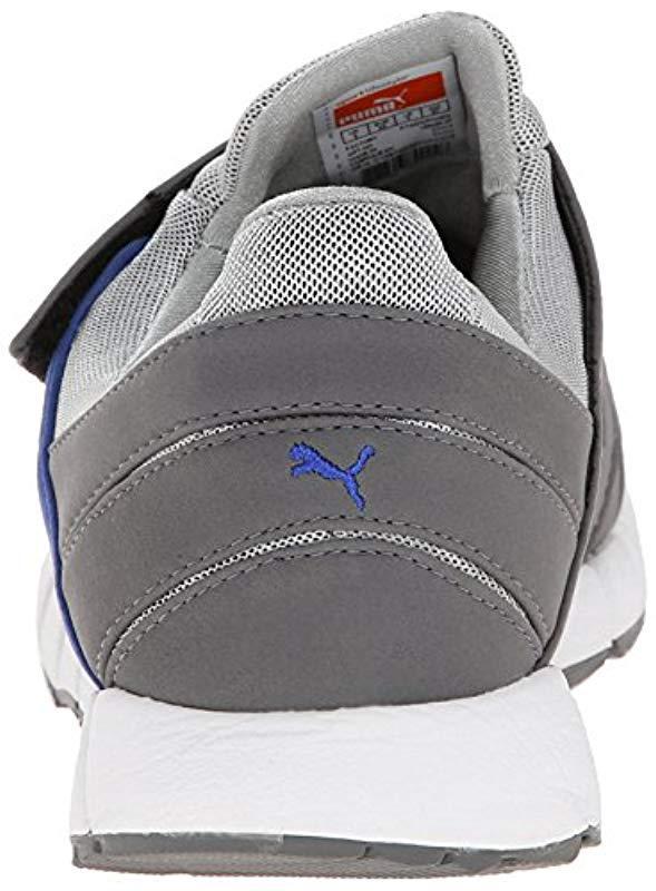 PUMA - Gray Osu Nm Cross-training Shoe for Men - Lyst. View fullscreen 48f8e55fd