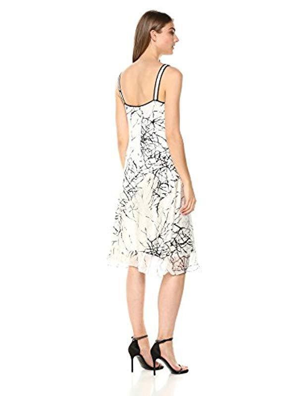 595b88d5f2a9 Lyst - Elie Tahari Seldana Dress in White - Save 55%