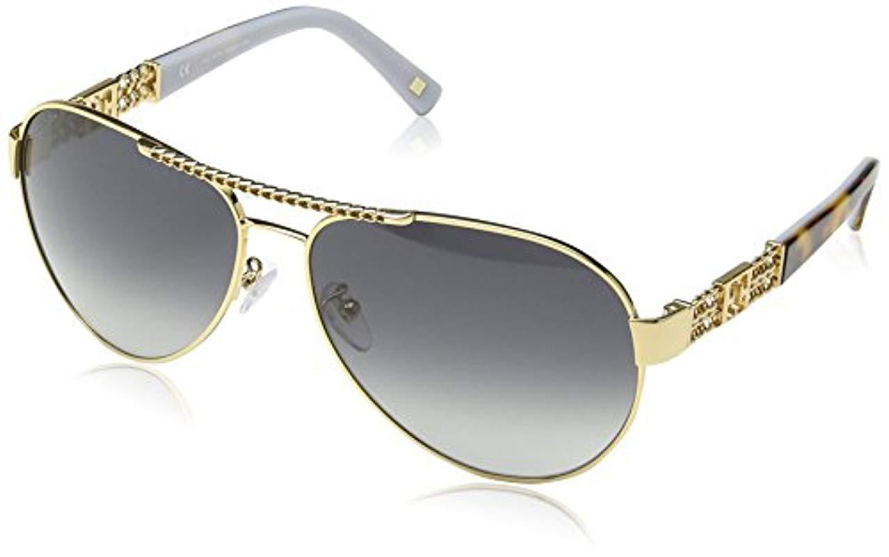 d6c0de4402 Lyst - ESCADA Sunglasses Ses862610300 Aviator Sunglasses