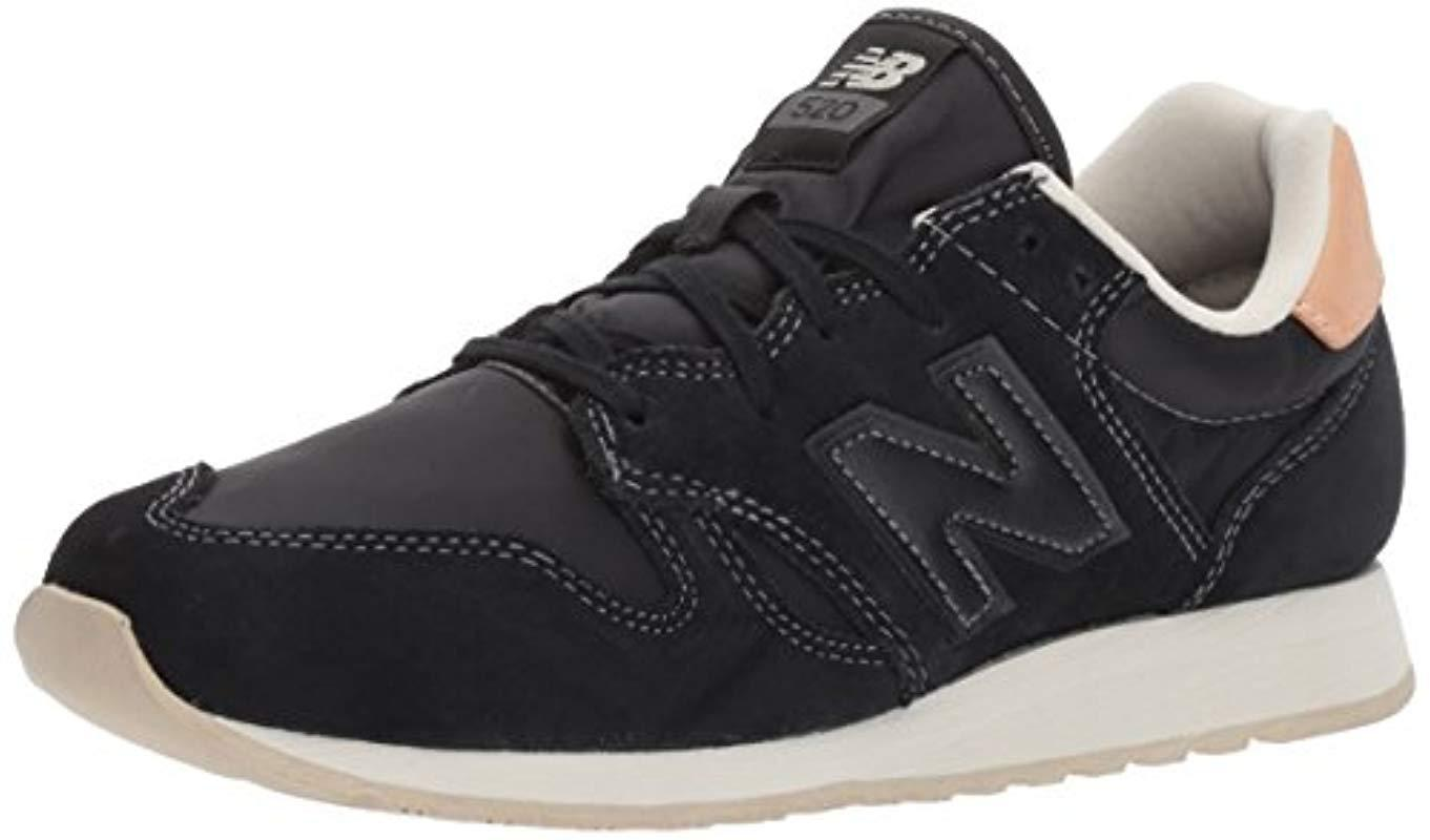 f1595a07f6716 Lyst - New Balance 520v1 Sneaker in Black - Save 15.189873417721515%