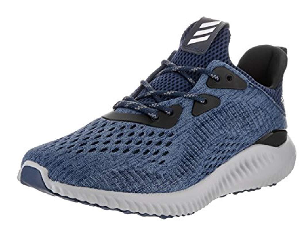 cc8136d9adbd9 Lyst - Adidas Alphabounce Hpc Ams W Running Shoe in Blue - Save ...