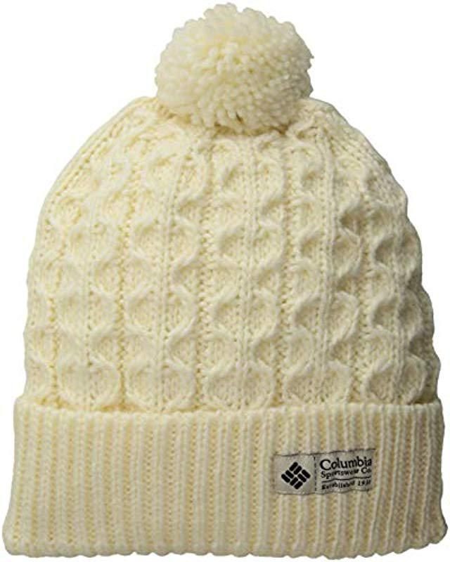 f0b972c7a9175 Lyst - Columbia Hideaway Haven Beanie - Save 12.0%