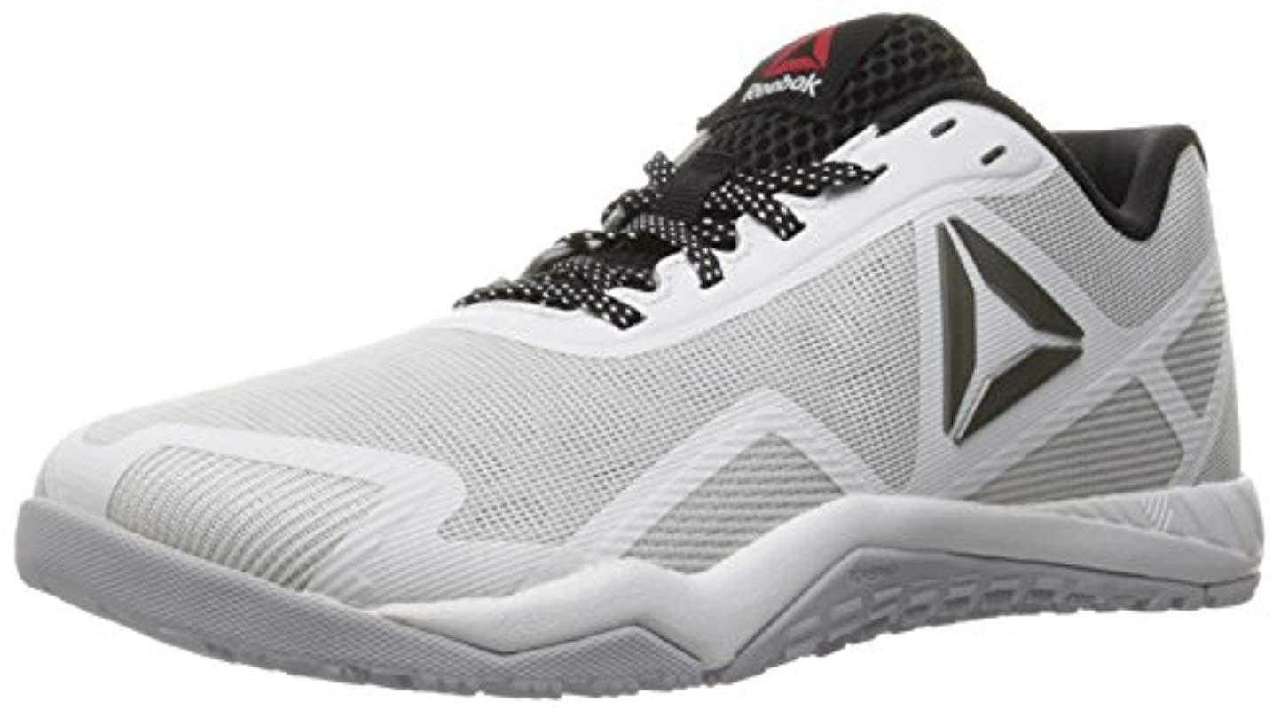 Lyst 0 Cross In Reebok Gray Trainer Shoe 2 Ros Workout Tr HqS4AH1w