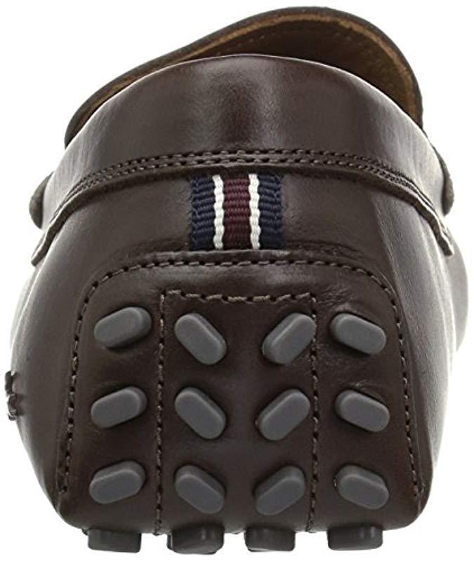 3e4463cba88bf Lyst - Lacoste Herron 317 1 Sneaker in Brown for Men