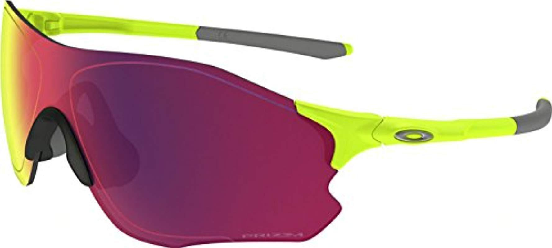 f6f48c374650d Lyst - Oakley Evzero Prizm Golf Sunglasses in Purple for Men - Save 28%