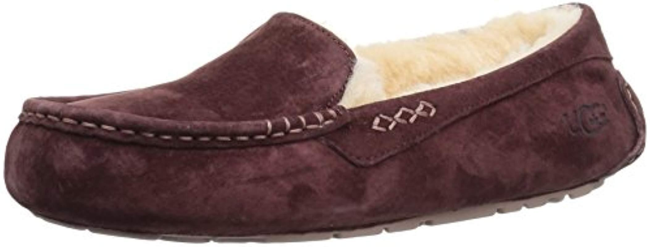 520f626c9f3 Ugg - Multicolor Ansley Moccasin - Lyst