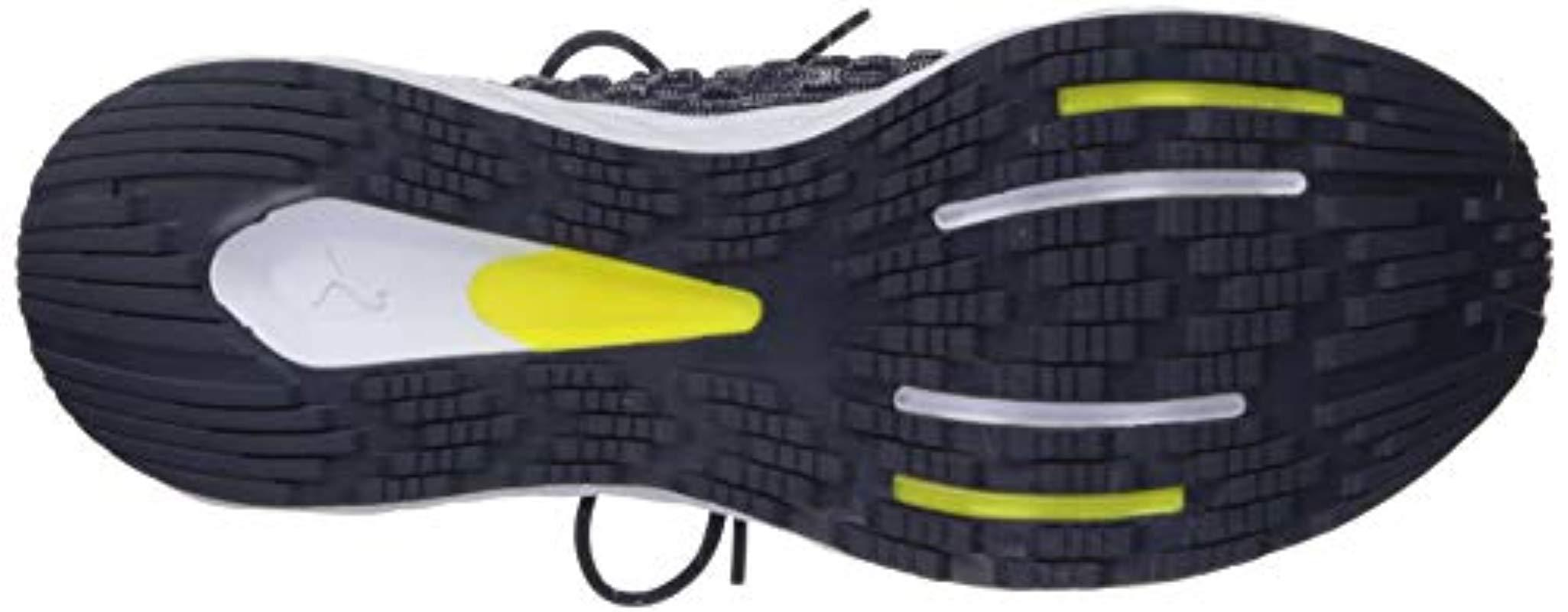 e67afed1b305 PUMA - Blue Speed 600 Fusefit (peacoat  White blazing Yellow) Men s Shoes.  View fullscreen