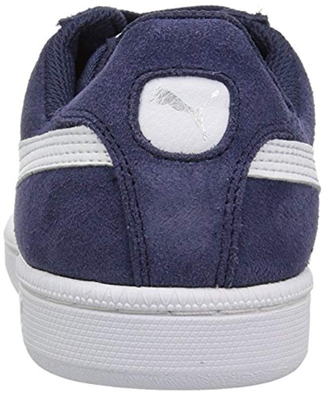 86728f10a9bf6f Lyst - PUMA Smash Sd Fashion Sneaker in Blue for Men - Save 35%