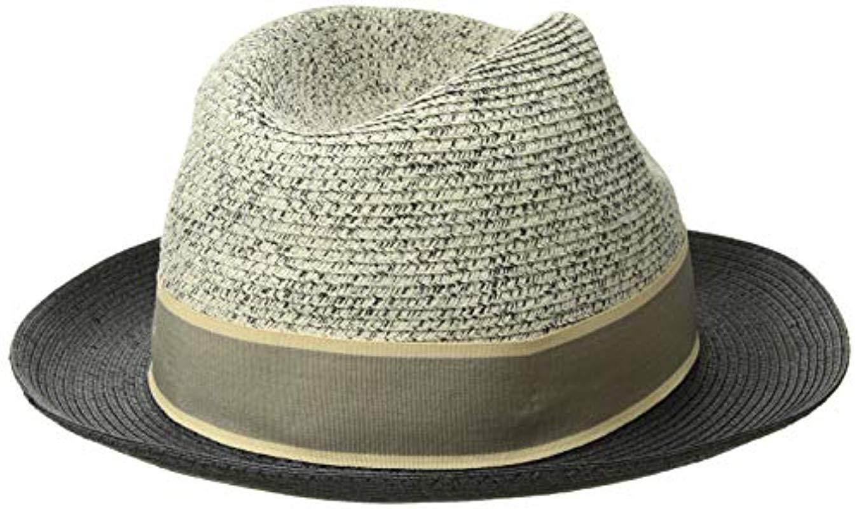 6aebefb883d Lyst - Goorin Bros Brighton High Straw Fedora in Gray for Men - Save 52%
