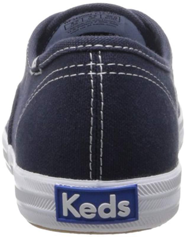 c2912a268ea61d Lyst - Keds Champion Original Sneaker in Blue