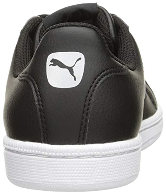Lyst - Puma Smash Cat L Fashion Sneaker in Black for Men 4383c1b24