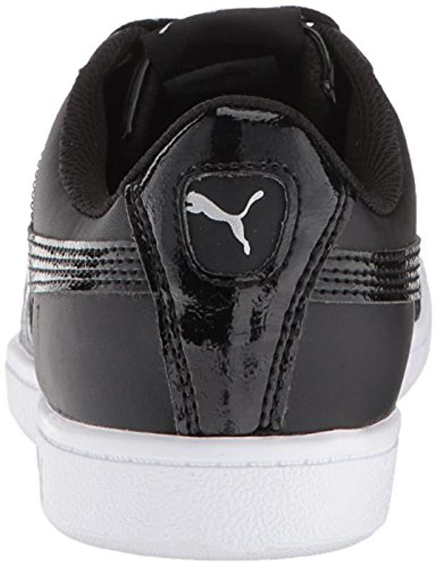 c4ccb37d2529 Lyst - PUMA Vikky Bloc Sneaker in Black - Save 47.27272727272727%