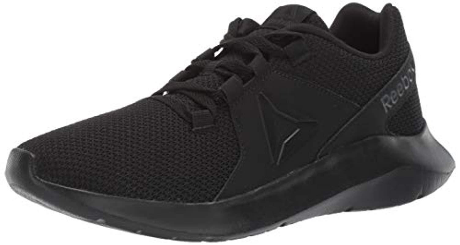 2352f5185af Lyst - Reebok Energylux Running Shoe in Black for Men
