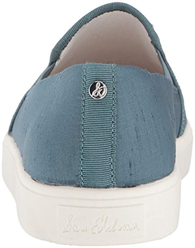 56a281296 Lyst - Sam Edelman Elton Sneaker in Blue - Save 56%