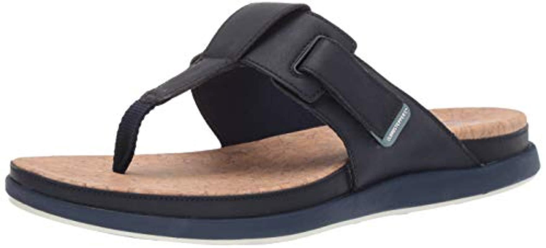 6492be550385 Lyst - Clarks Step June Reef Sandal in Blue - Save 18%