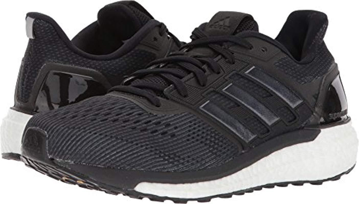 dc6a69470 Lyst - adidas Performance Supernova W Running Shoe in Black - Save ...