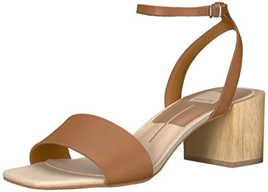 5e03a354f0b7 Lyst - Dolce Vita Zarita Heeled Sandal - Save 30%