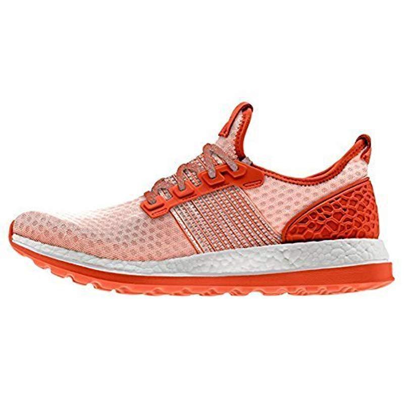 a6eb65234 adidas. Men s Orange Performance Pureboost Zg Running Shoe.  160 From Amazon  Prime