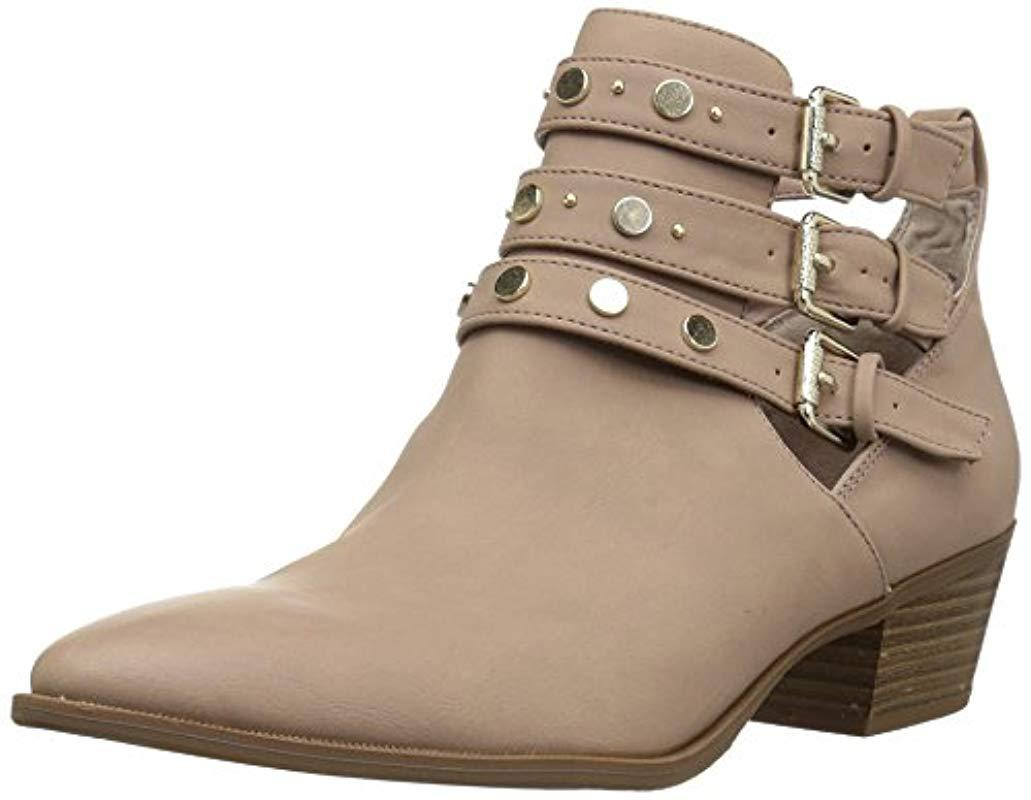 b146caaba44 Lyst - Circus by Sam Edelman Henna Ankle Boot in Brown - Save 2%