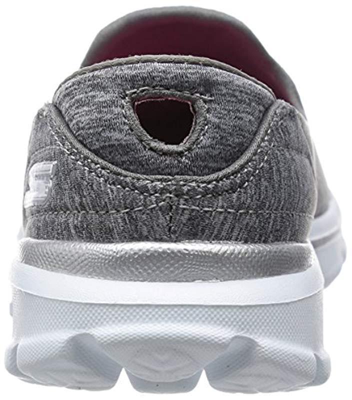 8a51c1278d6d Skechers - Gray Performance Go Walk 3 Reboot Walking Slip-on Shoe - Lyst.  View fullscreen