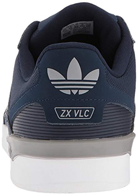 Adidas Originals - Blue Zx Vulc for Men - Lyst. View fullscreen 913905f0a