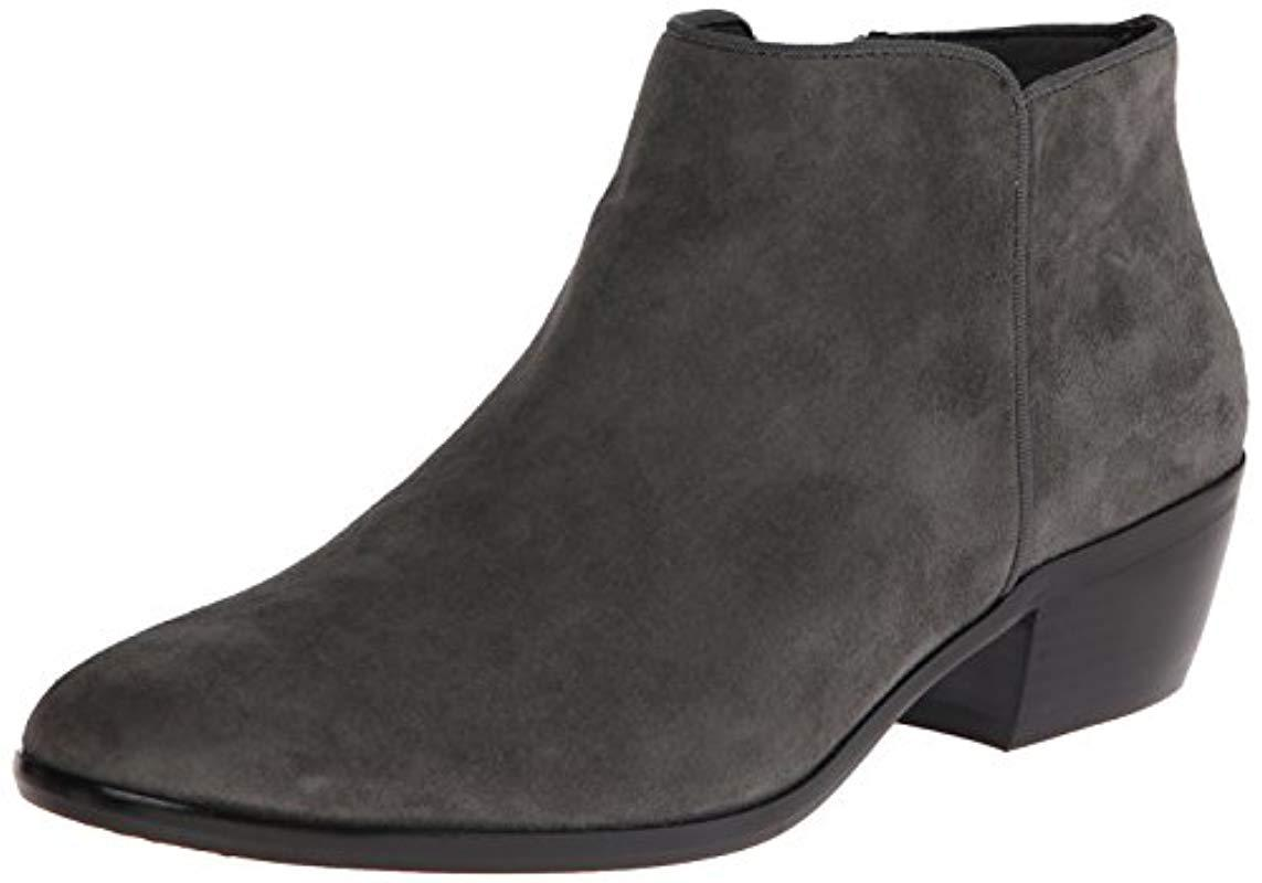 beda161b8a938c Lyst - Sam Edelman Petty Ankle Boot in Gray - Save 57.983193277310924%