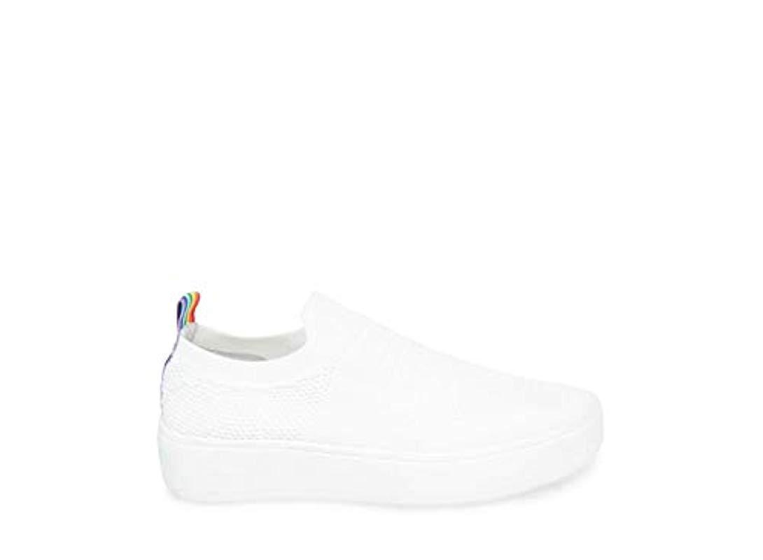 78863d033f4 Lyst - Steve Madden Beale Sneaker in White