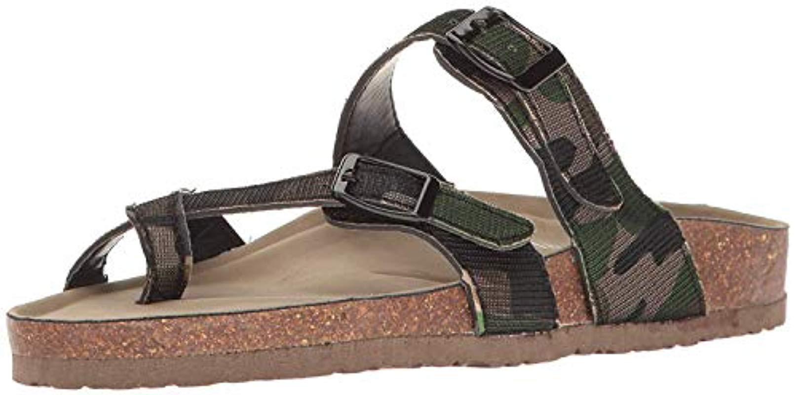 283dc1b4f4e Lyst - Madden Girl Bryceee Toe Ring Sandal