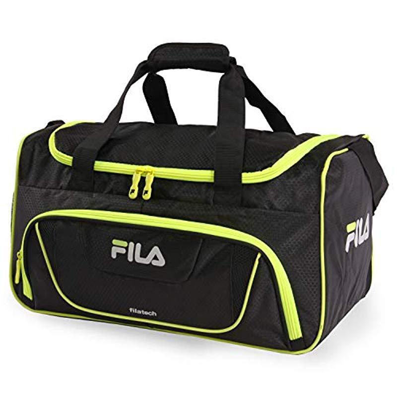 917e3f7810 Lyst - Fila Ace 2 Small Duffel Gym Sports Bag Gym Bag - Save 35%