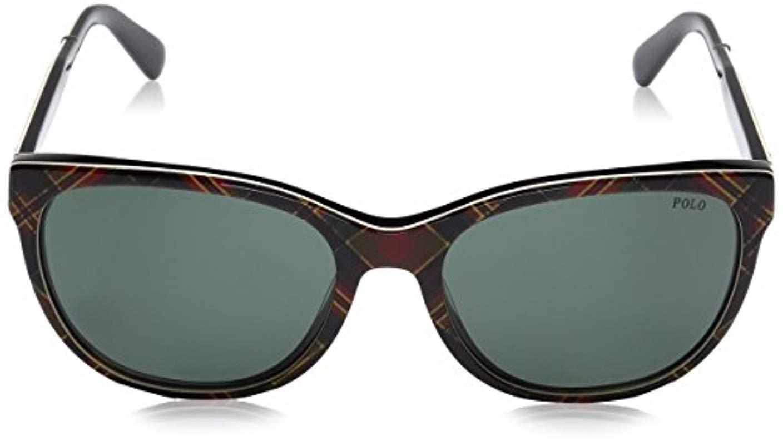 e20c906ef Polo Ralph Lauren - Multicolor Acetate Woman Wayfarer Sunglasses - Lyst.  View fullscreen