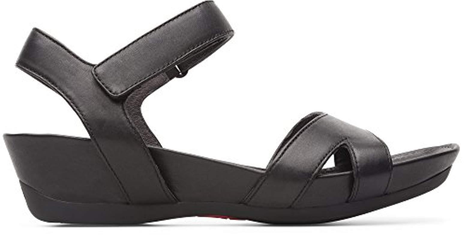 010854cc6547 Lyst - Camper Micro Heeled Sandal in Black - Save 11%