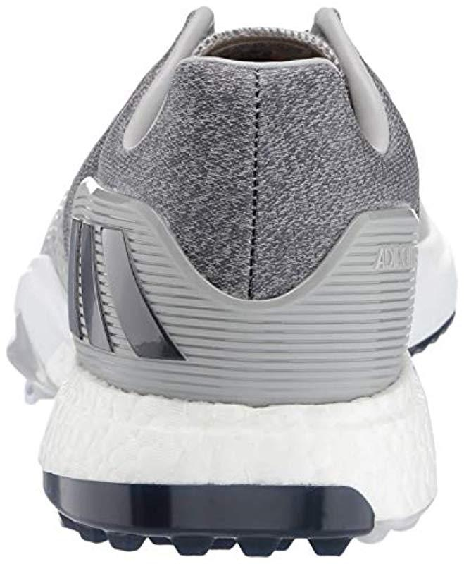 brand new bef6e 08ae0 Lyst - adidas Adipower 4orged Golf Shoe in Gray for Men