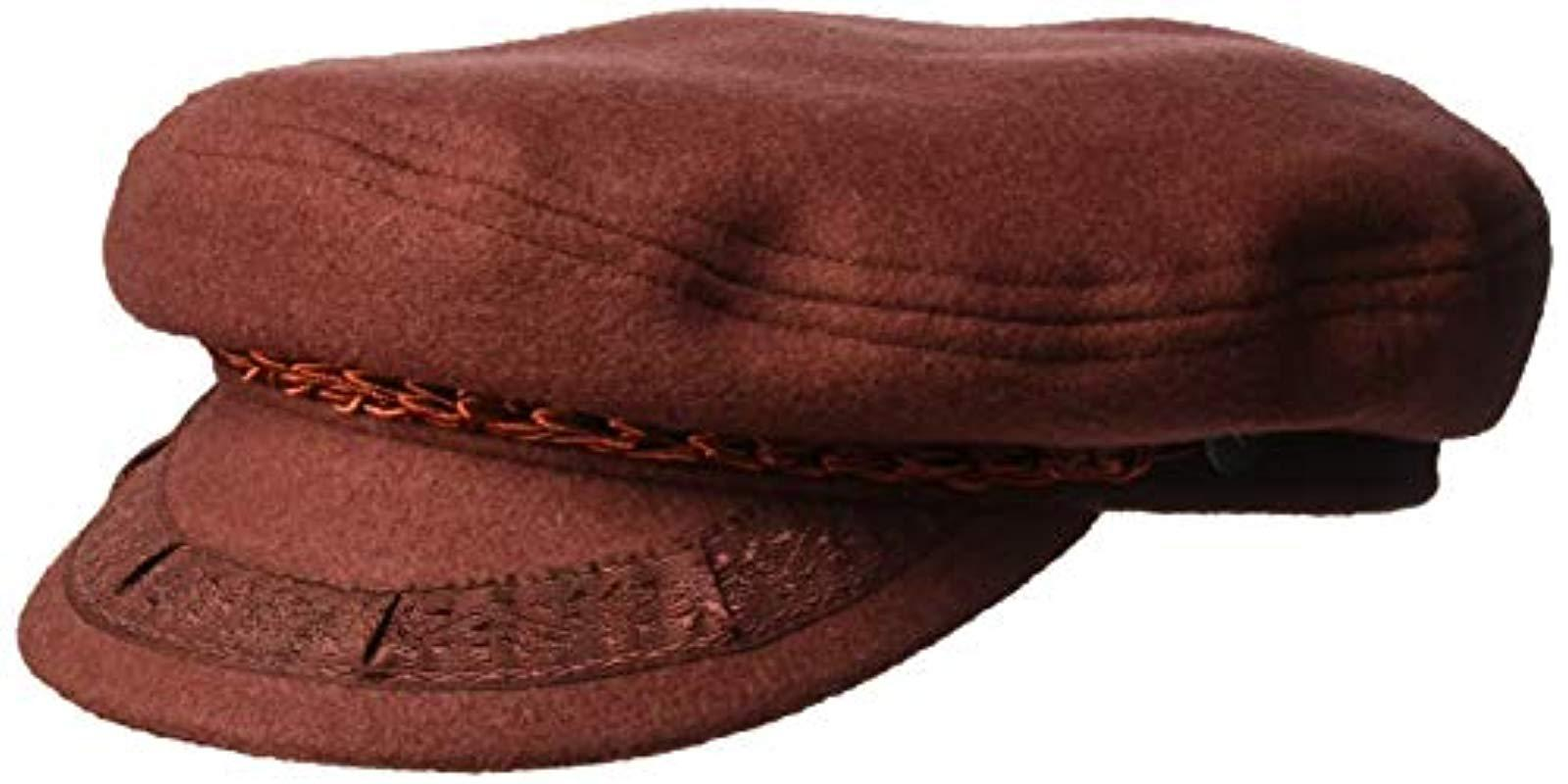 4df3a1ea12e ... clearance brixton. mens athens fisherman hat 44455 a71c2 ...