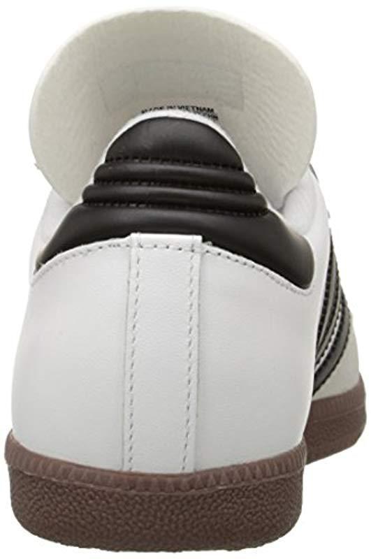newest fd8fd b12e0 Adidas - Samba(r) Classic (blackwhite) Mens Soccer Shoes for. View  fullscreen