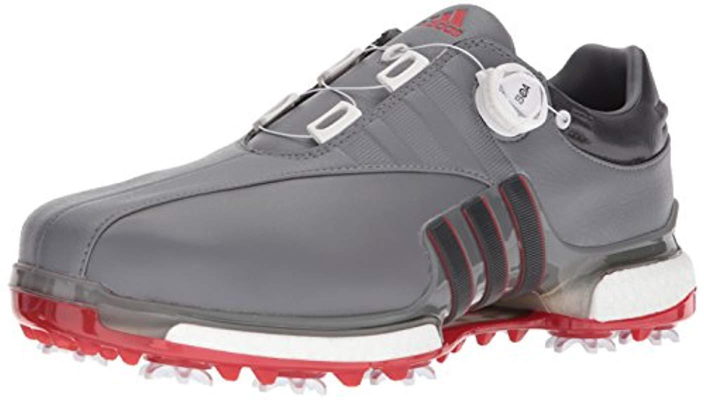 4bb5102610e2 Lyst - adidas Tour360 Eqt Boa Golf Shoe in Gray for Men - Save 26%