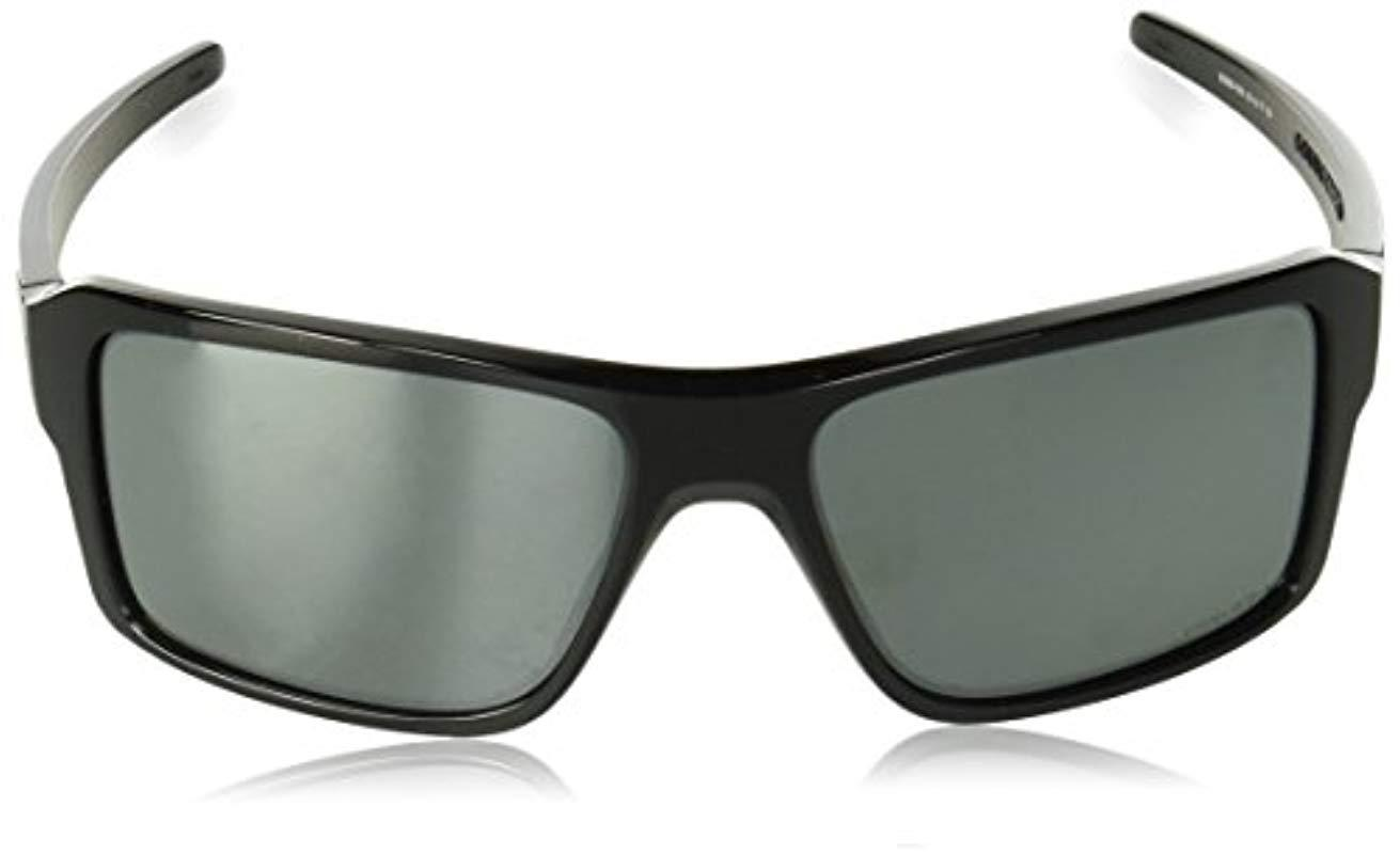 f45cf8abafa7a Oakley Double Edge Sunglasses 2018 Collection in Black for Men ...