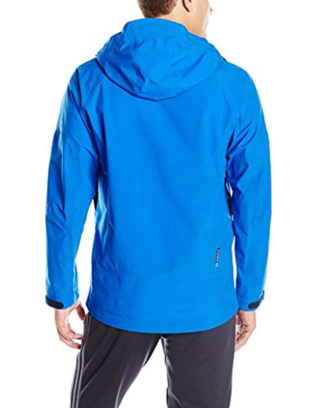 13789f429 Champion Stretch Waterproof All-weather Jacket in Blue for Men - Lyst