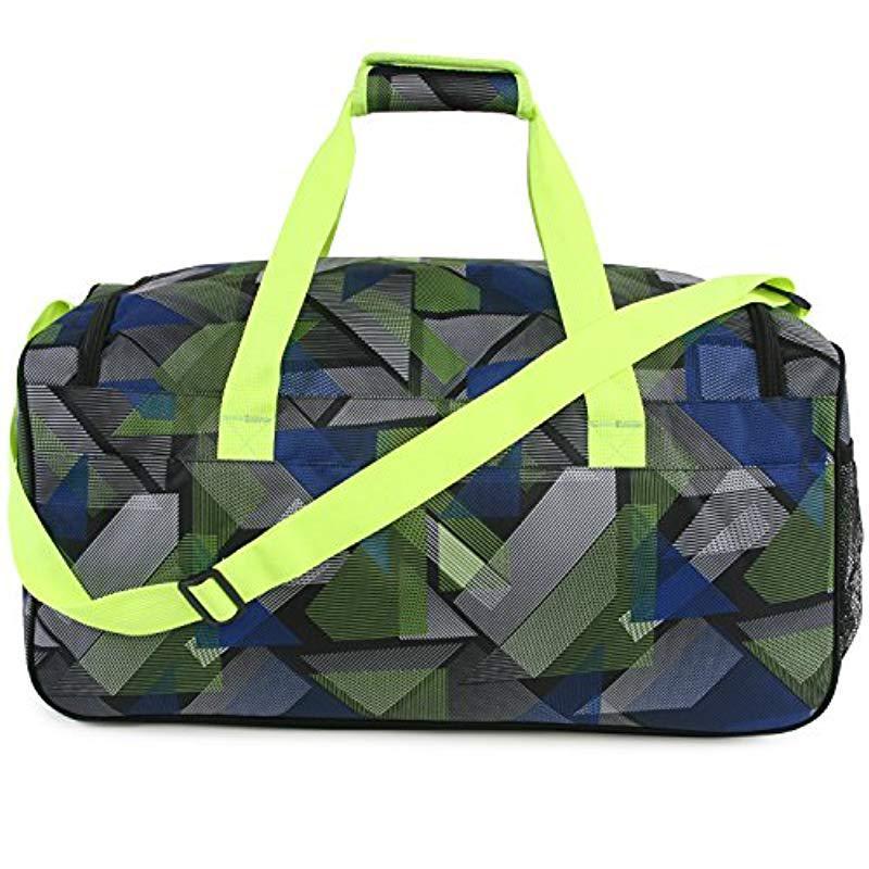 f009a8118c Lyst - Fila Energy Md Travel Gym Sport Duffel Bag for Men