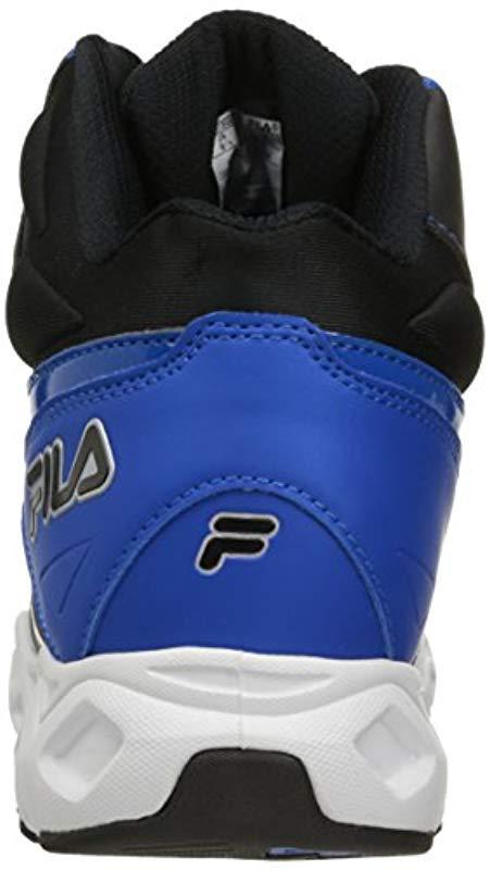 2dbdd3c116ca Fila - Blue Torranado Basketball Shoe for Men - Lyst. View fullscreen
