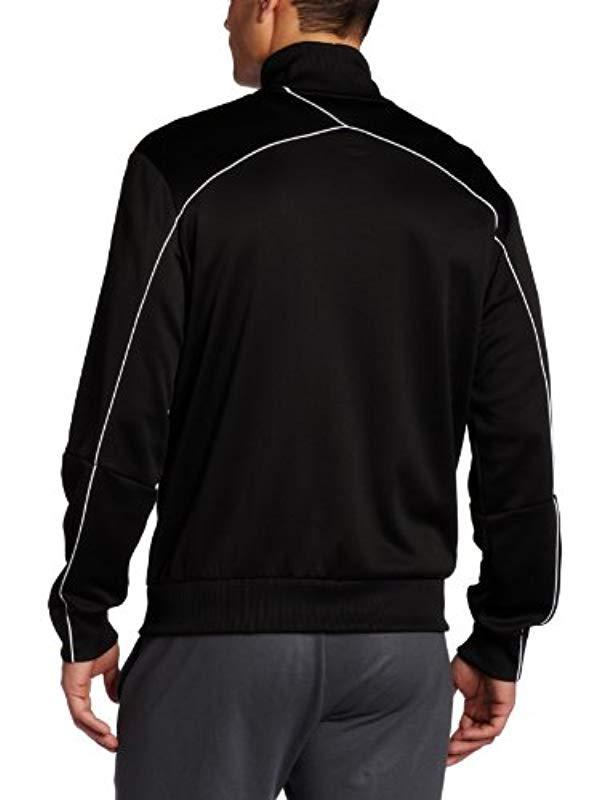 b6dd89f0970e Lyst - PUMA Performance Track Jacket in Black for Men